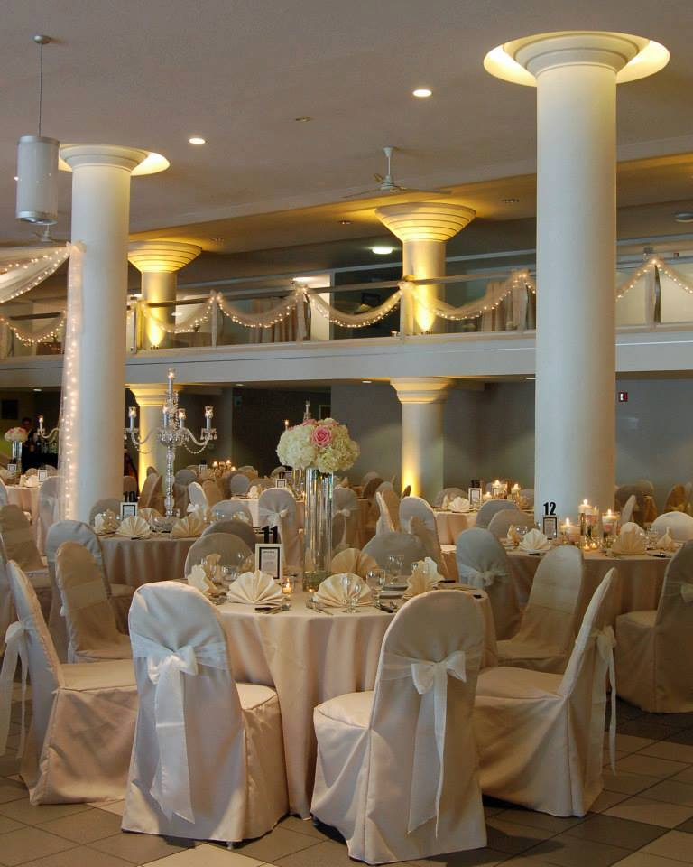 Exclusive Linens Chair Covers Wedding
